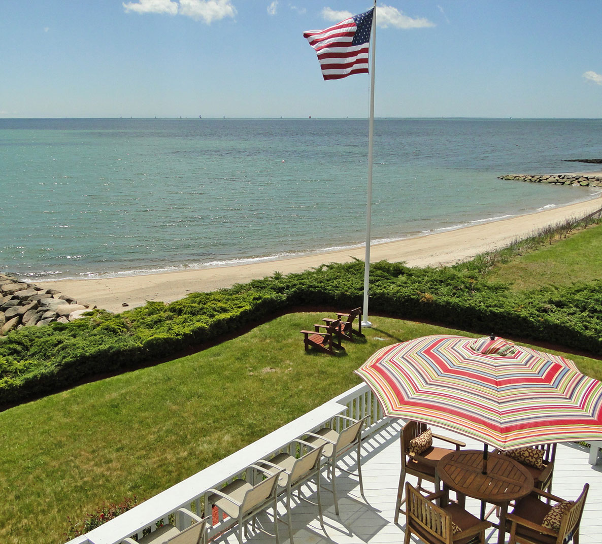 Win A Vacation In A Cape Cod Oceanfront Home